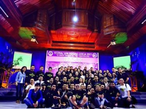 Maranatha Paslaten  Champion Big Choir, Sion Tumaluntung VG Seri A