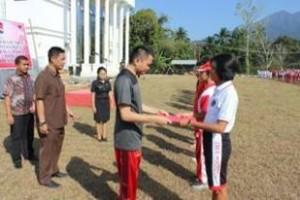 Haornas , Minahasa Tenggara ,  Ronald Kandoli