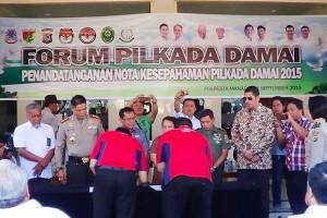 Pilkada Manado