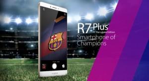Oppo R7 Plus, Oppo R7 Plus FC Barcelona Edition, oppo