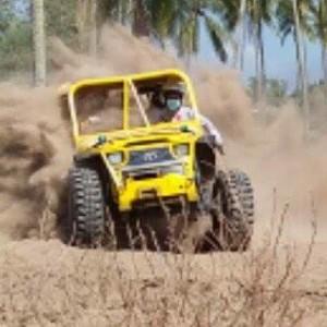 offroad asal ,Sulawesi Utara,  James Sumendap Racing, Gerald Wong, Tonny Lasut