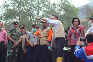 Eman: Pemkot Tomohon akan Laksanakan Reboisasi di Gunung Lokon