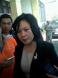 Ketua KPU Sulut Jessy Momongan STh MSi
