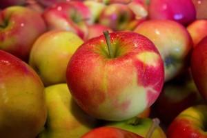 Apel , kulit apel, manfaat apel, Quercetin