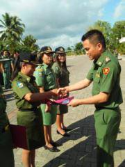 Wakil Bupati ,Minahasa Tenggara,Ronald Kandoli, PNS,