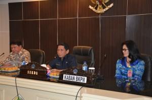 Investasi Indonesia , BKPM,  Ir. Rizar Indomo Nazaroedin MBA, Sulawesi Utara