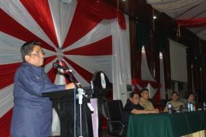 Penjabat Gubernur, Sulawesi Utara , DR. Sumarsono MDM, Pemkot Manado