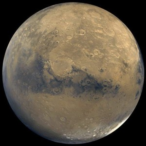 Mars ((foto: AP Photo/NASA)