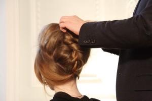 Rambut Basah, rambut, tips sehat,