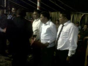 Sekretaris Daerah, Minahasa Tenggara, BA Tinungki, Ir Farri Liwe