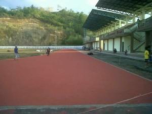 Stadion Kawangkoan, stadion DR. S.H. Sarundajang,  stadion Lapian - Taulu