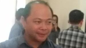 Ketua KPU Tomohon Beldie Tombeg ST MArs