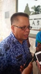 KIP 2015, KIP tomohon, Drs Gerardus E Mogi, Kartu Indonesia Pinter