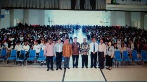 Brigjen Pol Drs Chairul Anwar SH MH, Radikalisme, UKIT tomohon