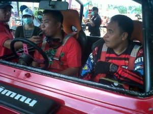 Tes Alkohol, Offroad, Minahasa Tenggara