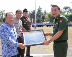 Korpri, Walikota Tomohon , Penghargaan Akuntasi , Dr Arnold Poli SH MAP