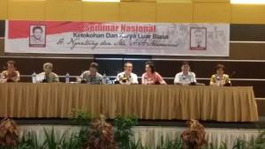 Pengusulan Gelar Pahlawan Nasional Henk Ngantung dan AA Maramis Diseminarkan