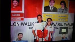 EMAS sata debat pasangan calon di ABI Tomohon
