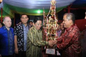 pameran pembangunan, HUT Provinsi Sulut , Minahasa
