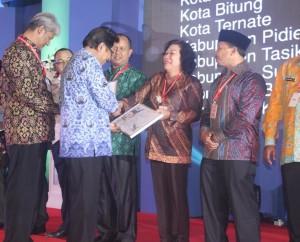 National Procurement Award 2015, Salma Hasyim,  Inpres Nomor 7 Tahun 2015