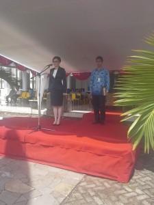 HUT KORPRI, Christiany Eugenia Paruntu ,  Jokowidodo, Program presiden
