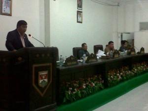 APBD 2016, Minahasa Tenggara,  James Sumendap SH