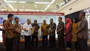Kadisbudpar Sulut, Ir. HTR Korah MSi, Manado TTI Expo 2015,