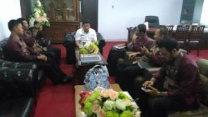 Pemprov Lampung ,DR. Jemmy Kumendong MSi, Chandri