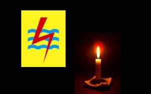PLN , PLN minahasa, pemadaman lampu