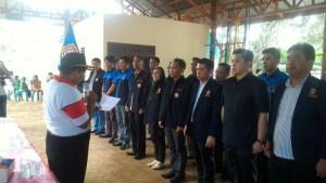 DR. Sumarsono MDM, karang taruna Sulut , Deden Siradjudin,Billy Lombok,