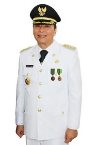 Walikota Tomohon, Jimmy F Eman SE Ak , PNS