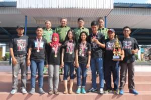 Kejuaraan Pelajar Nasional, shorinji Kempo 2015,Michael Sondakh,