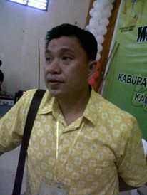 Golkar Minahasa Tenggara, Tonny Hendrik Lasut AmTm, Benny Mamoto ,David Bobihoe, pilkada sulut, pilkada 2015