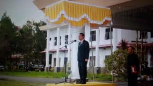 Hari Pahlawan, Walikota Tomohon, Jimmy F Eman SE Ak