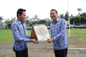 Walikota Tomohon Minta Korpri Netral dalam Pilkada