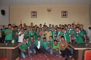 Ansor Sulawesi Utara, Benny Ramdhani, DR. Sumarsono MDM,