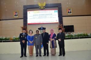 DR H Sudirman D. Hury SH MM MSC,Kemenkum-HAM , Filipina, Sangihe