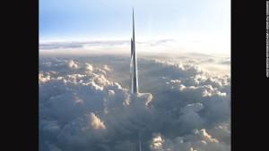 Burj Khalifa, Arab Saudi , Jeddah Tower