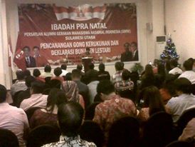 Pranatal PA GMNI Sulawesi Utara