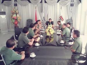 Penjabat Bupati Minsel Pimpin Apel Perdana Pasca Libur Natal