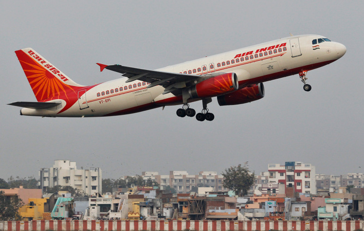 Air India , Ravi Subramanian,