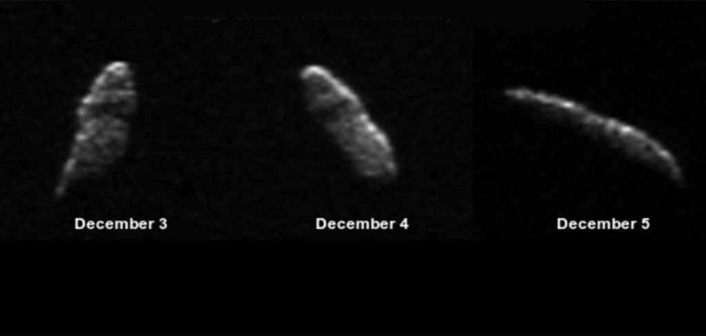 Asteroid Raksasa,  2003 SD220, NASA