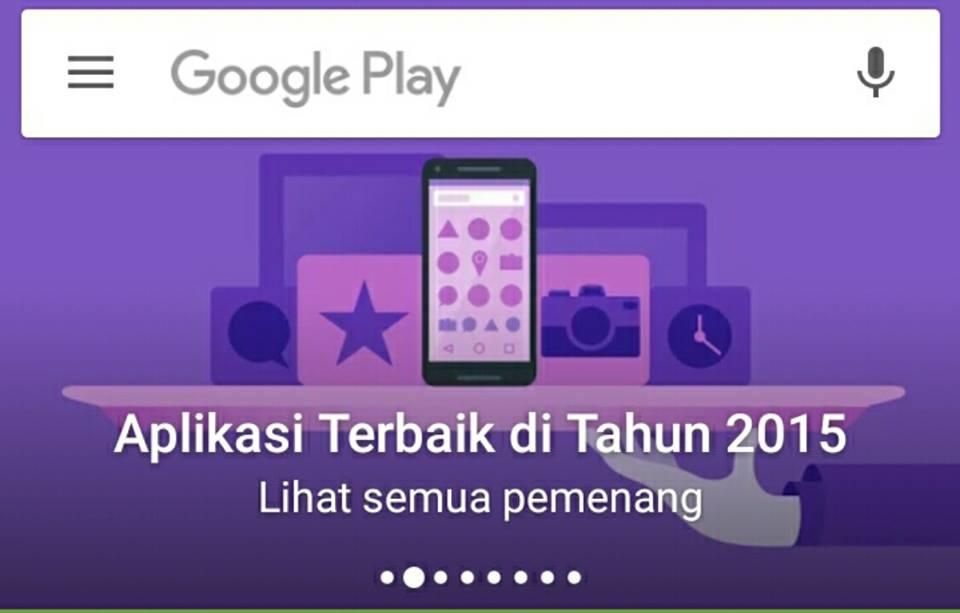 Aplikasi Terbaik , android, google play