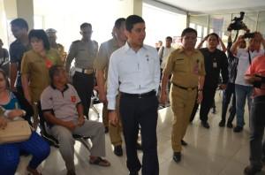 Menpan-RB Sidak UPTD Samsat Manado