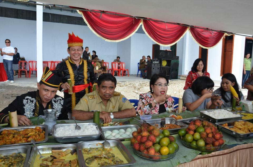 Desa Passo,  Desa Budaya dan Pariwisata, Jemmy Ringkuangan PA MSi, Pakasaan Passo Indonesia