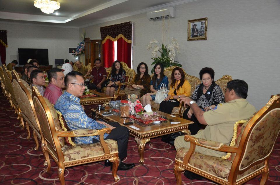 KSD Indonesia ,  Kerukunan Kawanua Sedunia, Renny Octavianus Rorong