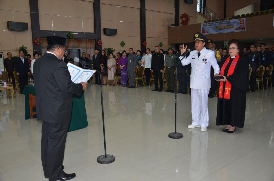 Ir. Roy Oktavian Roring, Penjabat Walikota Manado, Walikota Manado,