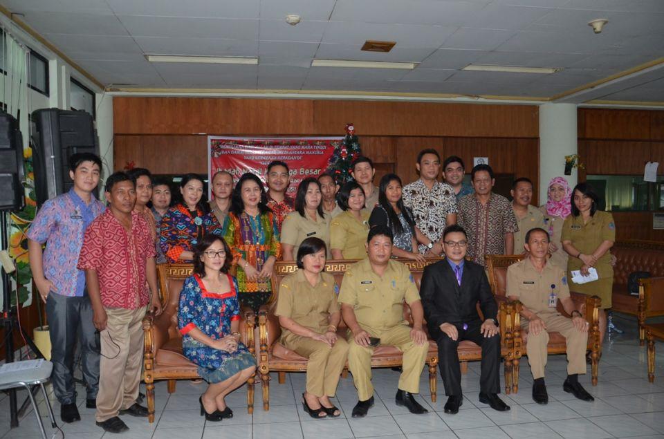 Biro Pemerintahan ,Hubungan Masyarakat, natal