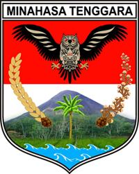 lambang minahasa tenggara, lambang mitra