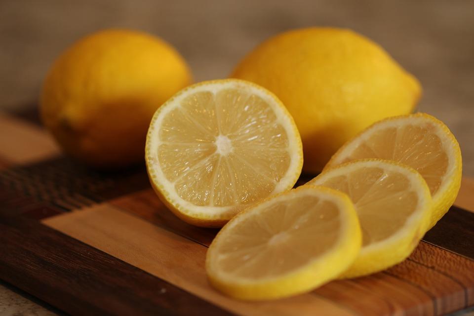 Lemon, Air Lemon, manfaat lemon